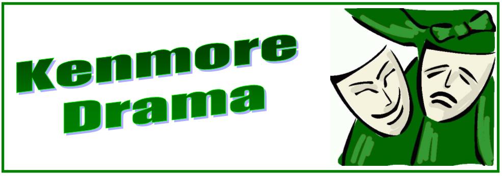 Kenmore Drama Logo