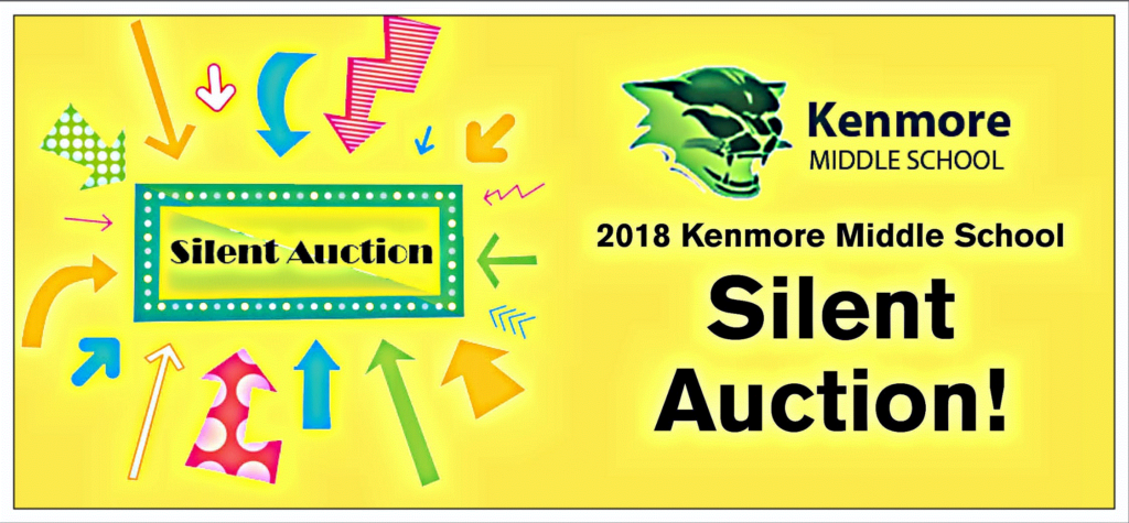 silent auction kenmore