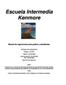 Spanish.19-20 KMS-Parent Handbook