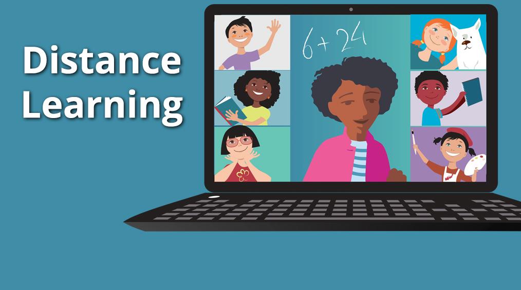 En savoir plus sur l'apprentissage à distance
