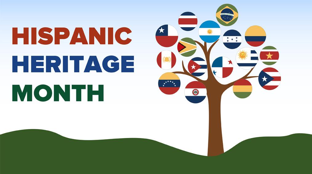 Mois national du patrimoine hispanique: du 15 septembre au 15 octobre